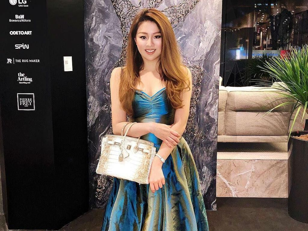 12 Gaya Pamela Ardana, Kolektor Hermes dari Magelang yang Eksis di Singapura