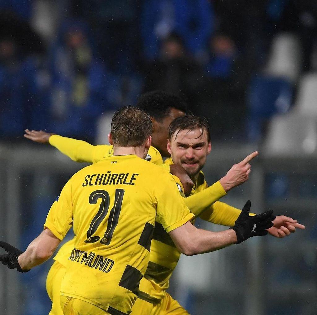 Dortmund Singkirkan Atalanta