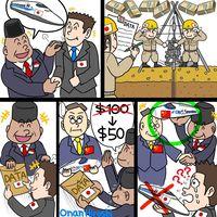 Komikus Jepang Sindir Proyek Kereta Cepat JKT-BDG Jokowi