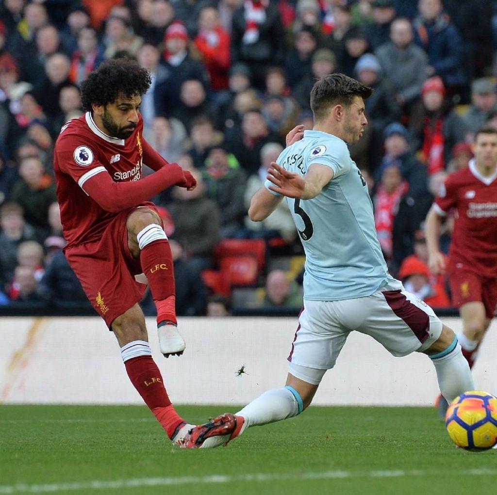 Liverpool Bungkam West Ham 4-1