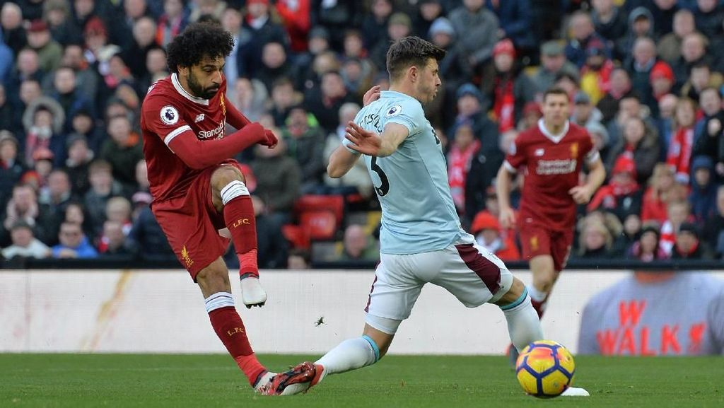 Liverpool Bungkam West Ham 4-1