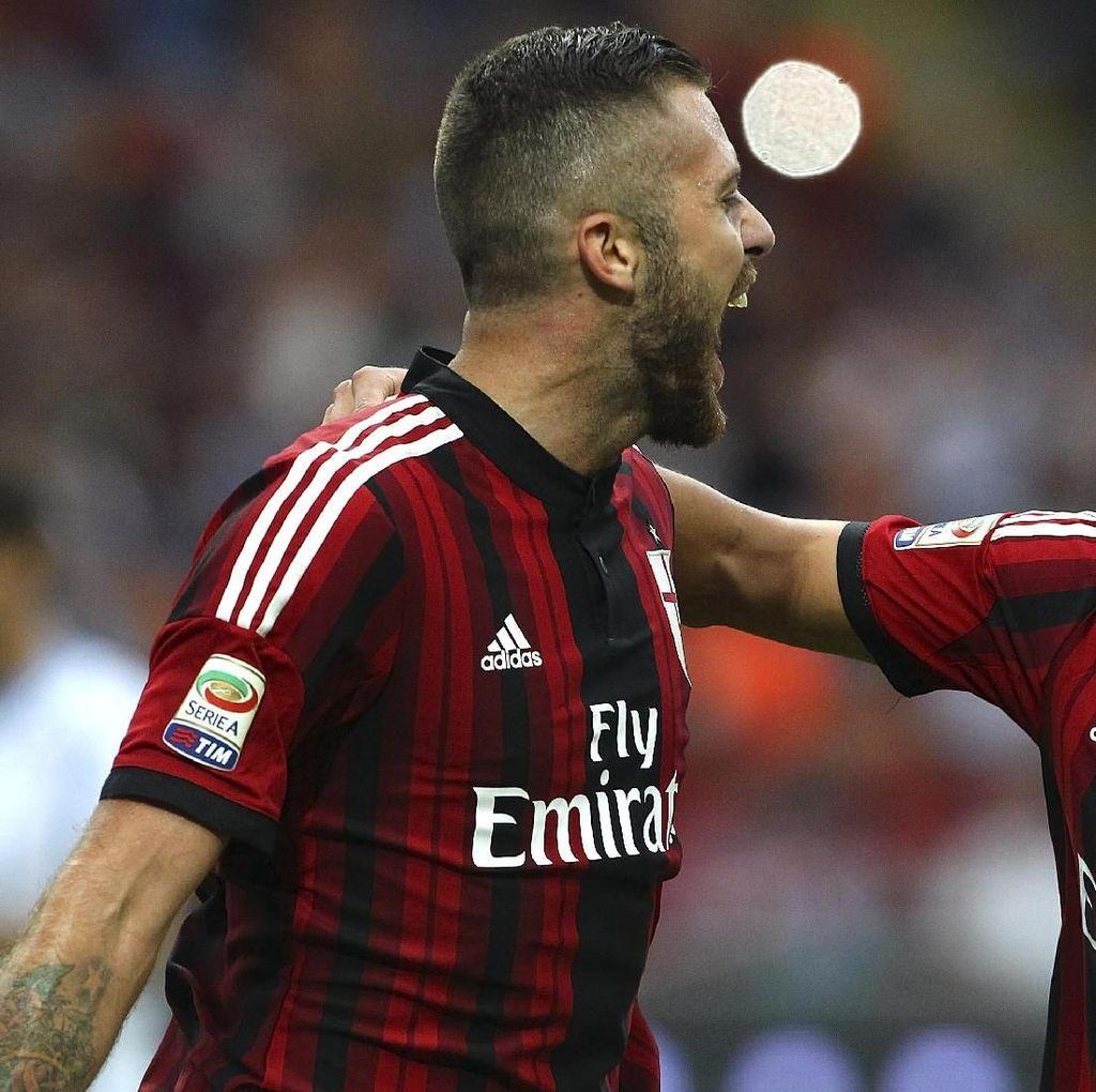 Mereka yang Pernah Berkostum Roma dan Milan