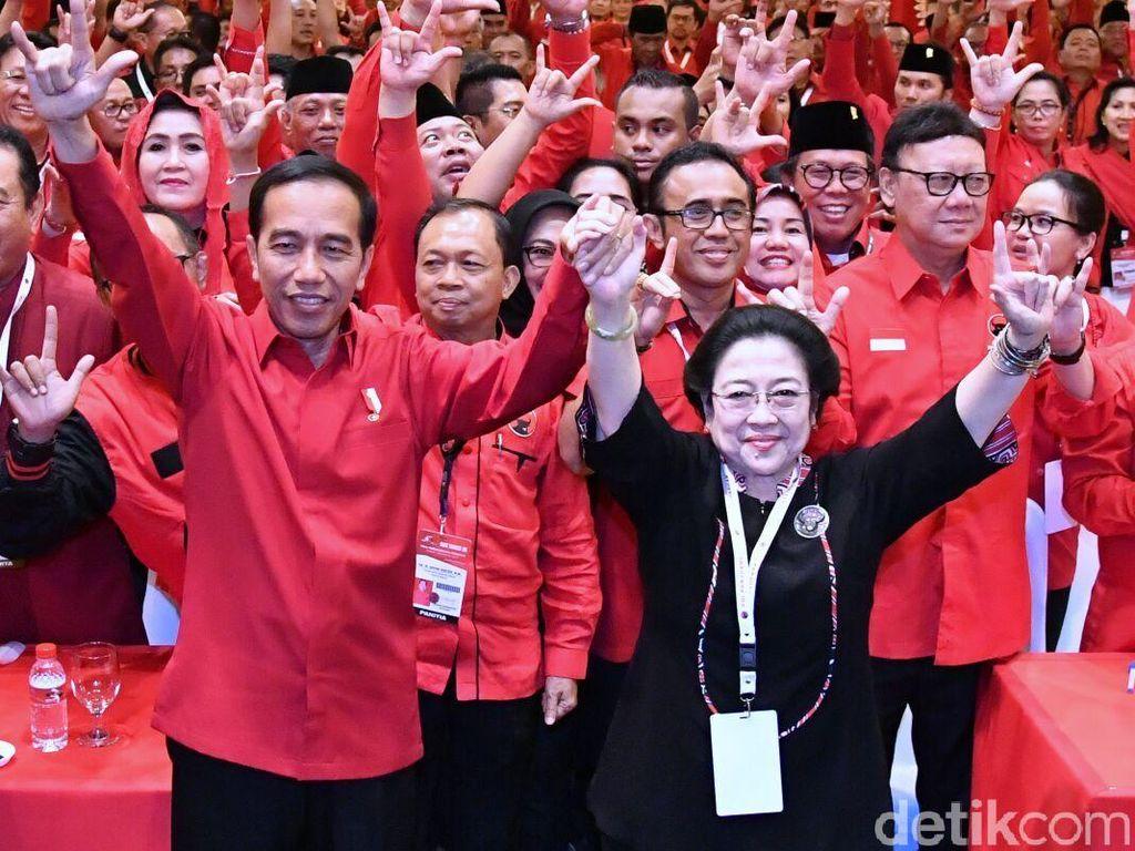 PDIP Pertimbangkan Cawapres Jokowi dari Luar Parpol
