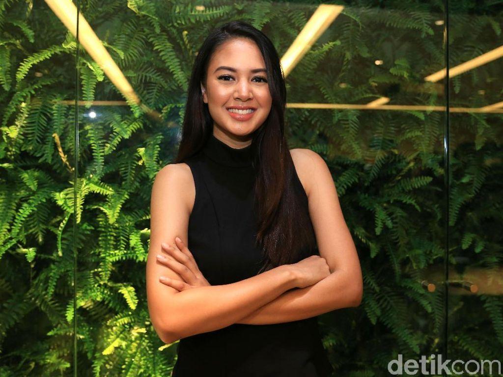 Video Call Halunya Bikin Baper, Aurelie Moeremans Awalnya Takut