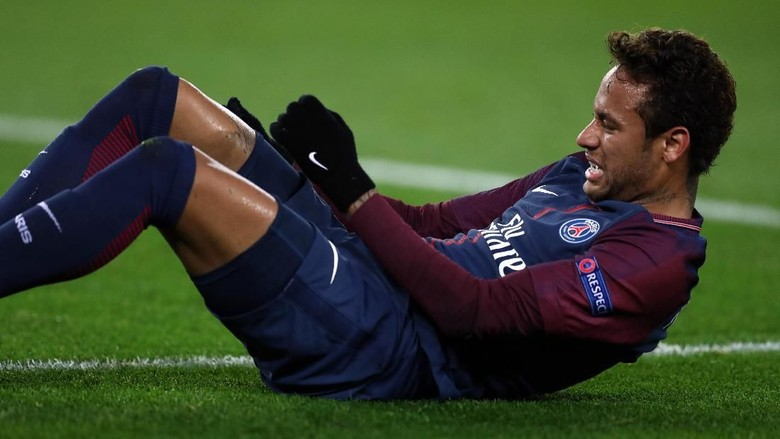 Neymar Akan Kembali ke Paris 2-3 Pekan Lagi