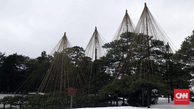 4 Sudut Sejarah Jepang yang Berpemandangan Indah