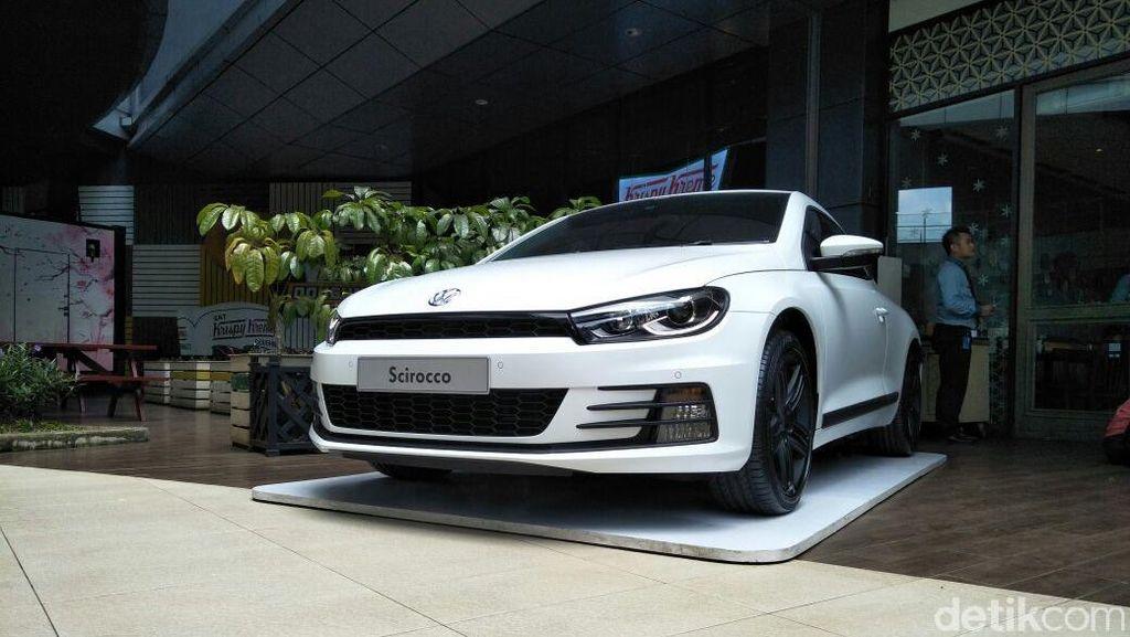 Tidak Percaya VW Scirocco Terbaru Makin Kece? Cek yang Ini