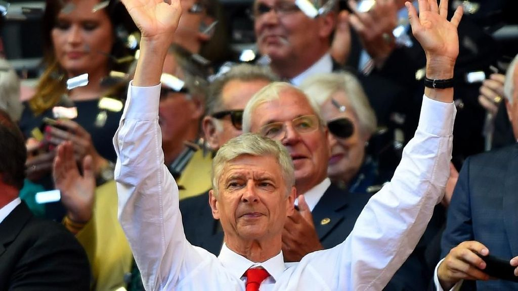 Wenger: Merci, Arsenal!
