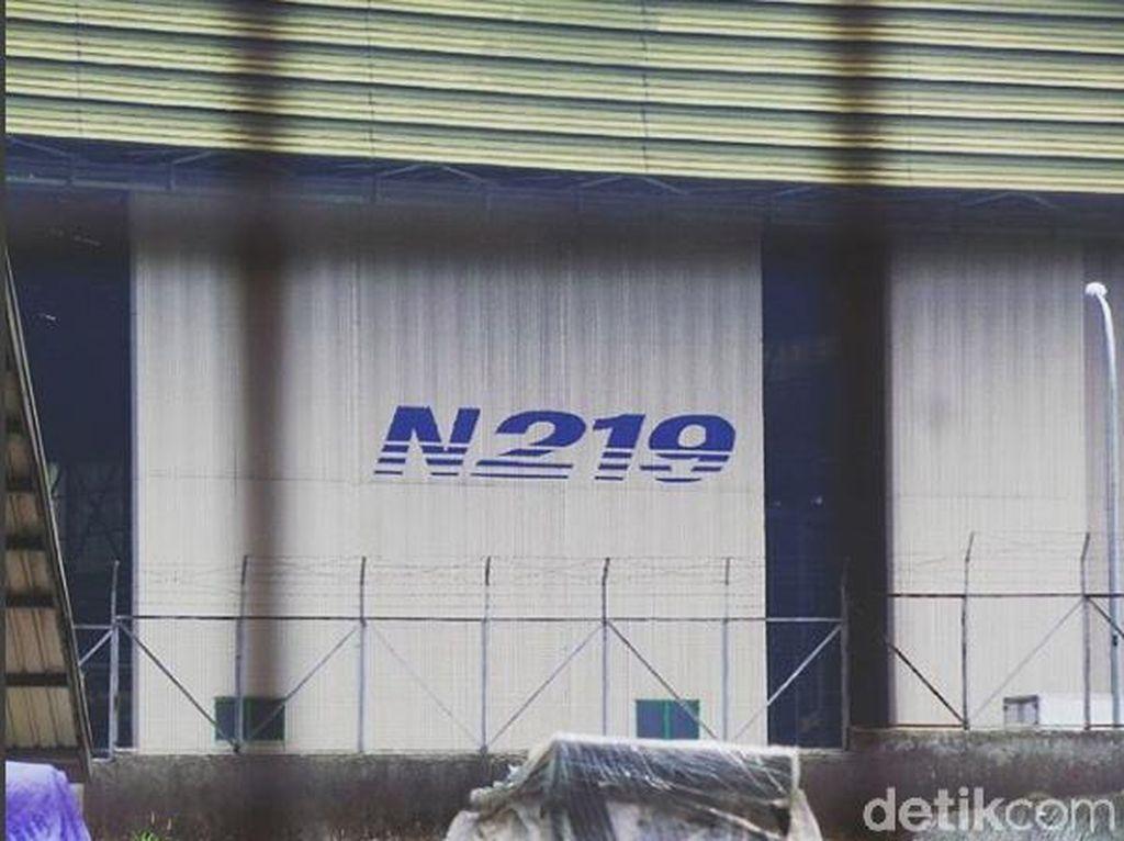 PTDI Target Kirim Pesawat N219 Pertama di 2022