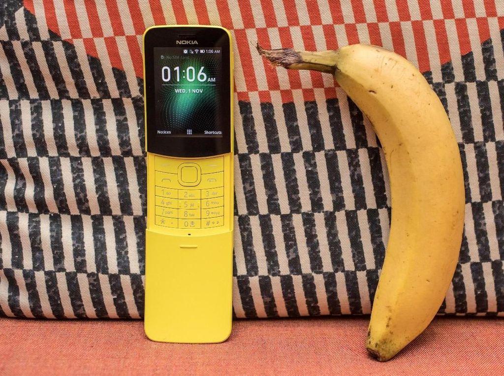 Ponsel Nokia Pisang Reborn Laris Dipesan