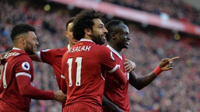 Sadio Mane akan jadi salah satu andalan Liverpool di final Liga Champions 2017/2018. (Foto: Peter Powell/REUTERS)