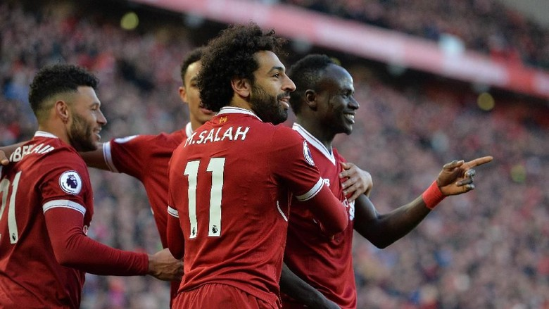 Dulu Tonton Keajaiban di Istanbul, Kini Mane Rasakan Sendiri Final Liga Champions