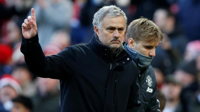 Mourinho: MU Kalahkan Tim yang Sangat Bagus
