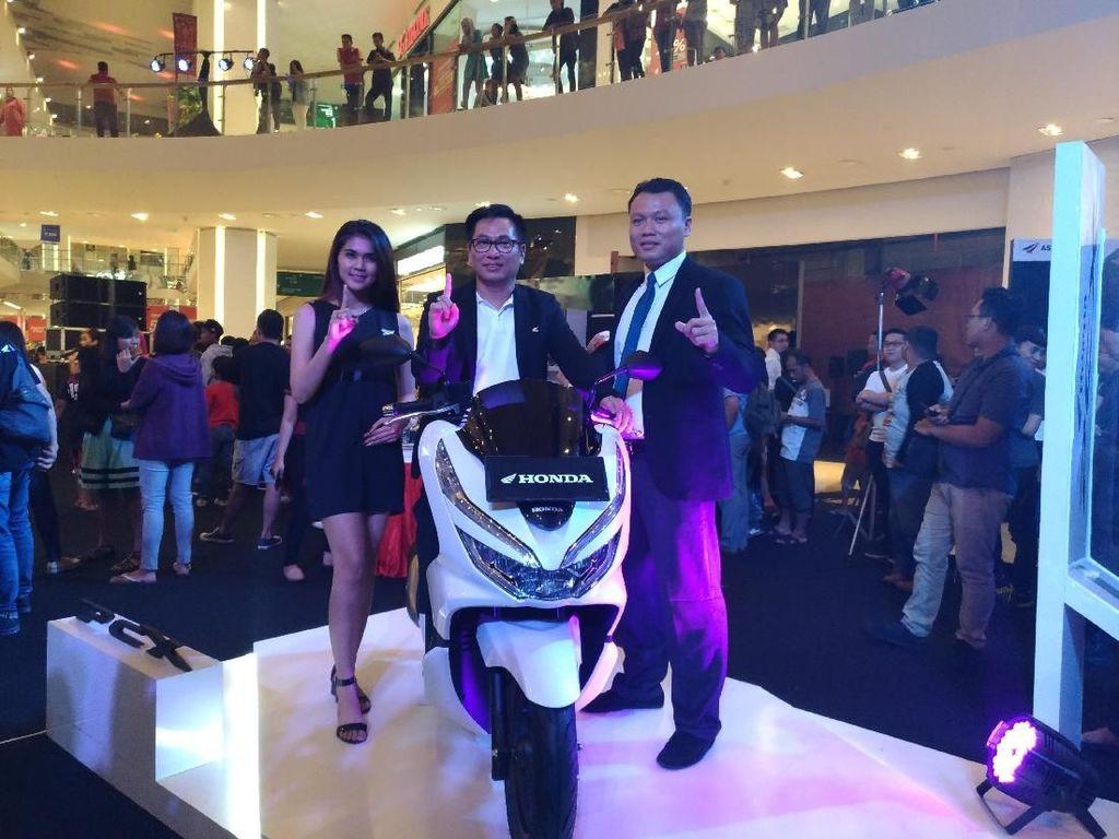 Honda PCX Siap Diantar ke Konsumen di Jawa Tengah