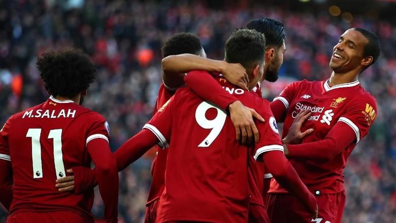 Liverpool Dijagokan Finis Kedua di Premier League dan ke Final Liga Champions