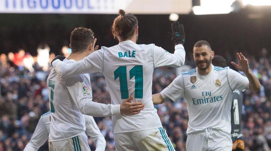 BBC Bikin Gol Lagi Setelah Hampir Dua Tahun