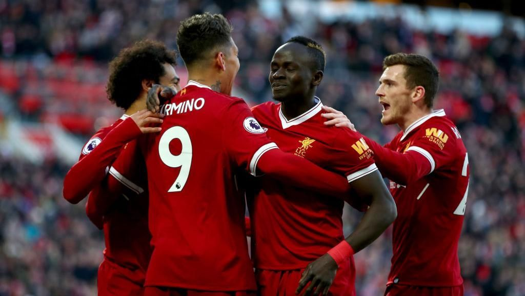 Foto: Liverpool Habisi West Ham