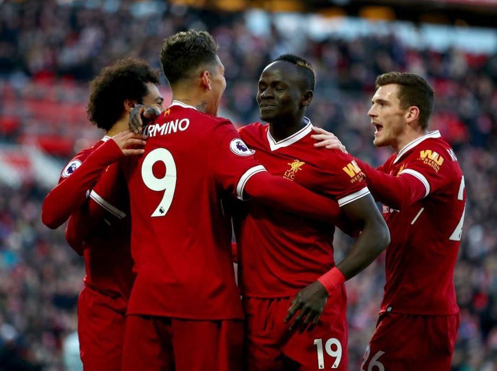Foto: Liverpool Habisi West Ham