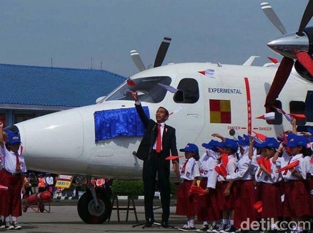 Jadi Proyek Strategis Jokowi, Kapan Pesawat N219 Diproduksi?