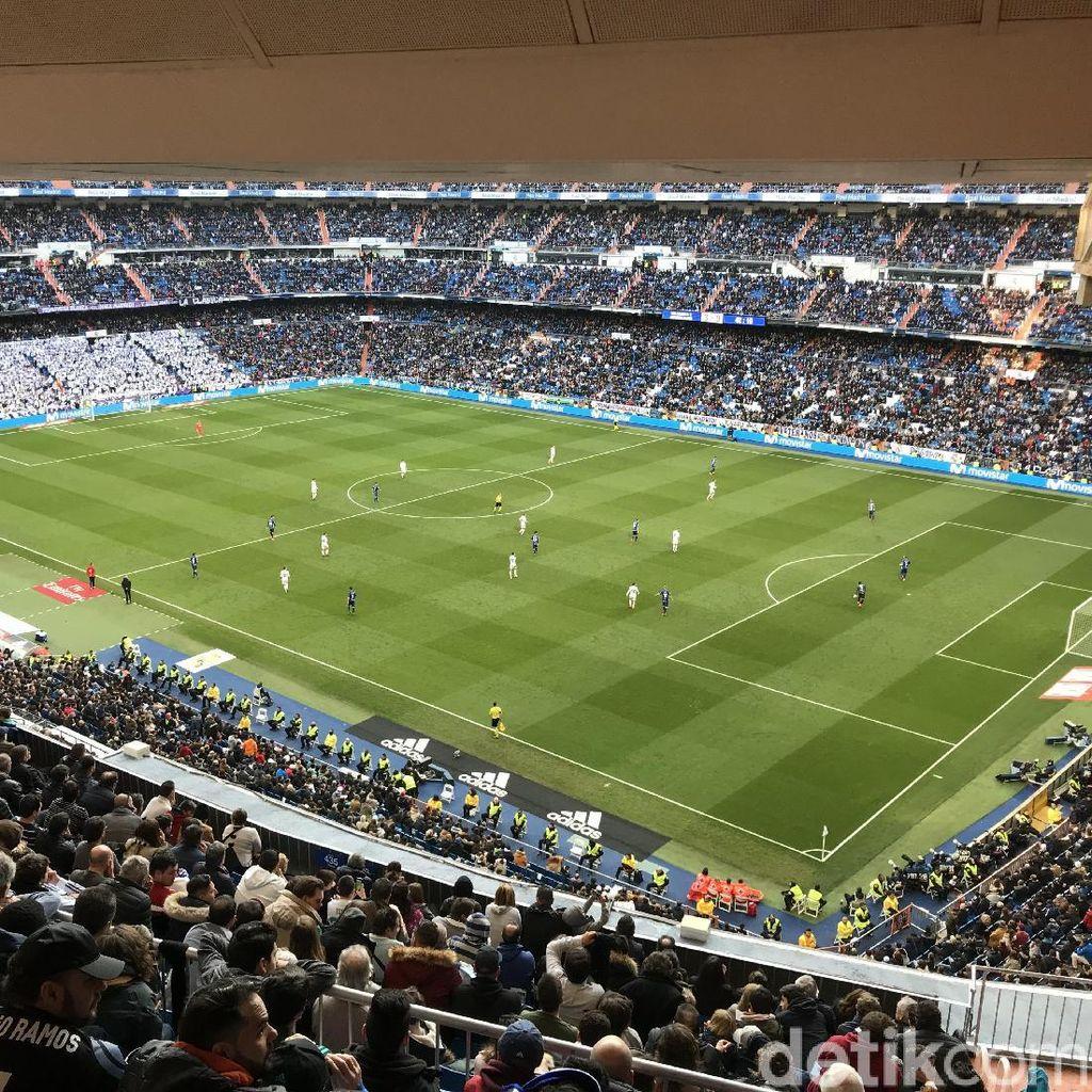 Jadi Saksi Bangkitnya Trio BBC Saat Madrid Berjaya di Bernabeu