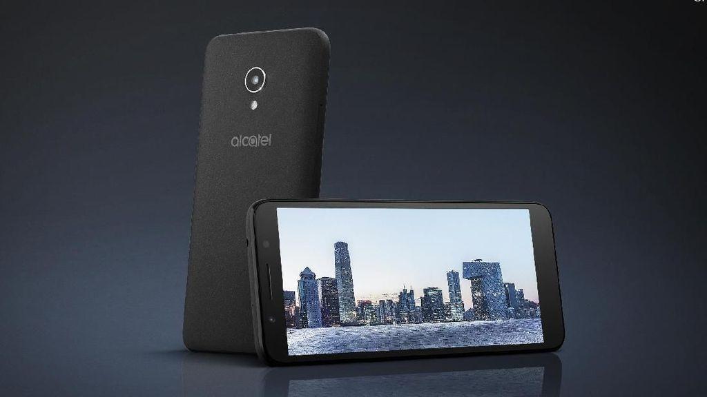 Smartphone Pertama Android Go Dibanderol Rp 1,6 Juta