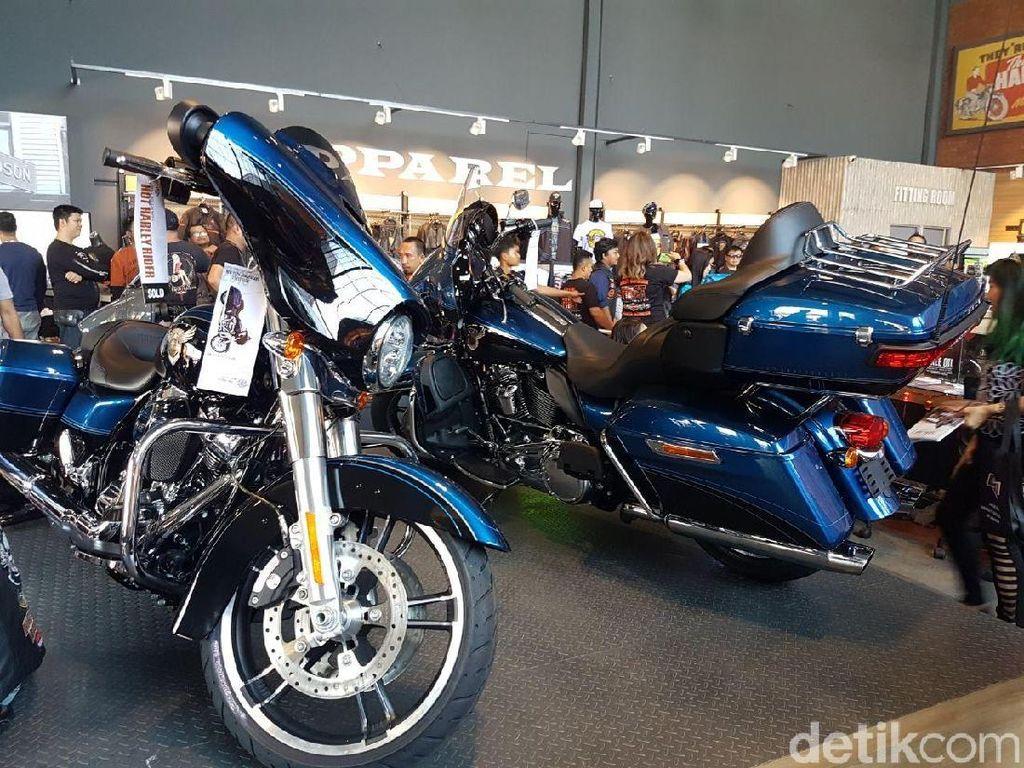 Orang yang Suka Geber-geber Itu Pengendara yang Baru Punya Harley