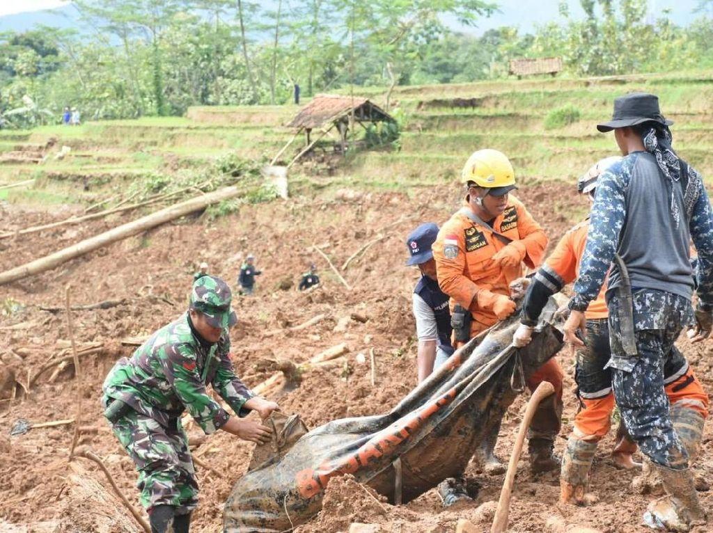 Wilayah Longsor di Brebes Diusulkan Jadi Hutan Lindung