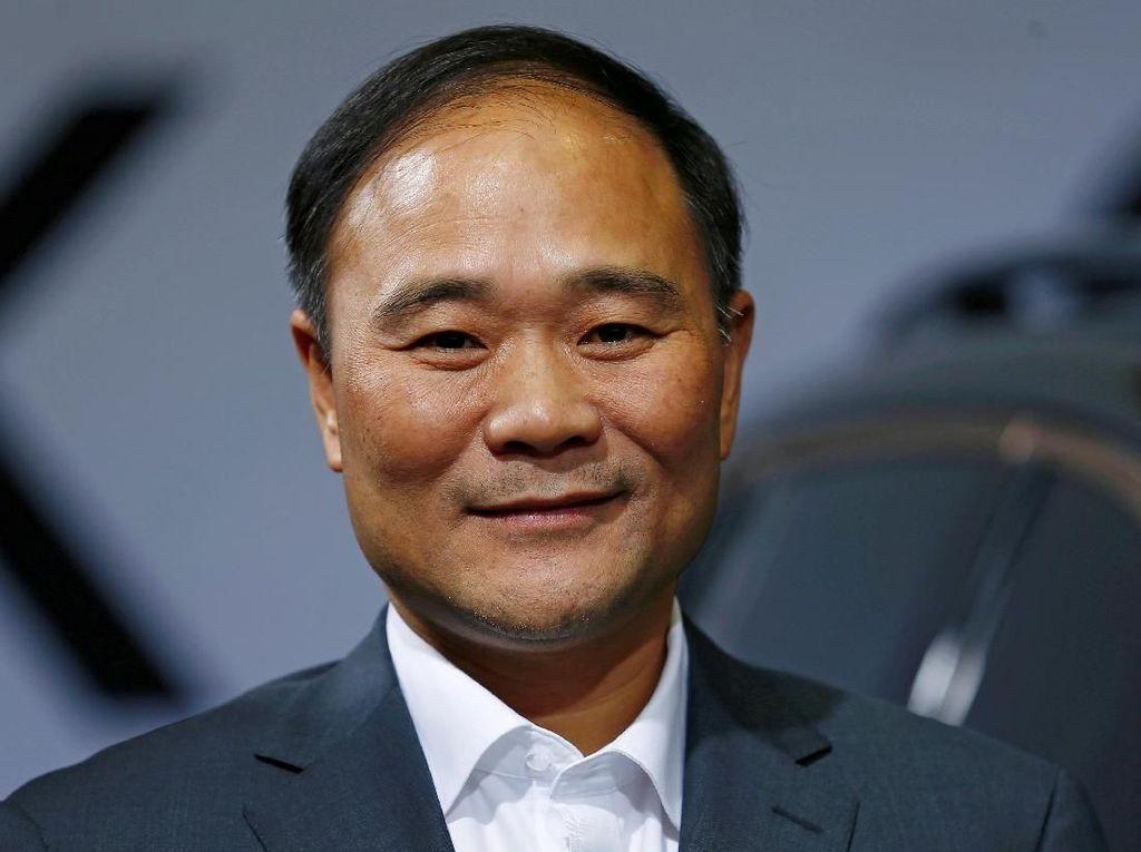 Siapa Li Shufu yang Punya Saham Individu Terbesar Daimler?
