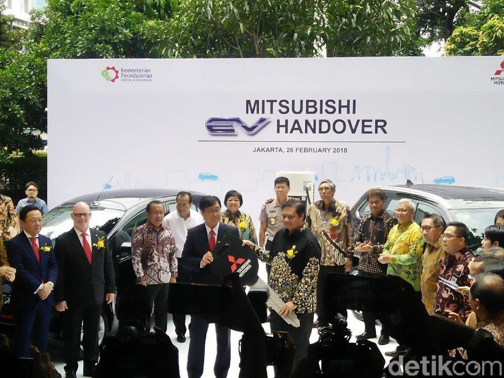 Menperin Harap Indonesia Bisa Segera Buat Mobil Listrik
