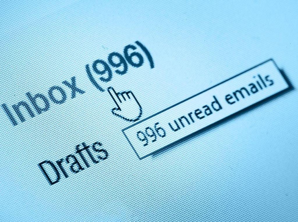 Waspada, Email Ngaku-ngaku Curi Password!