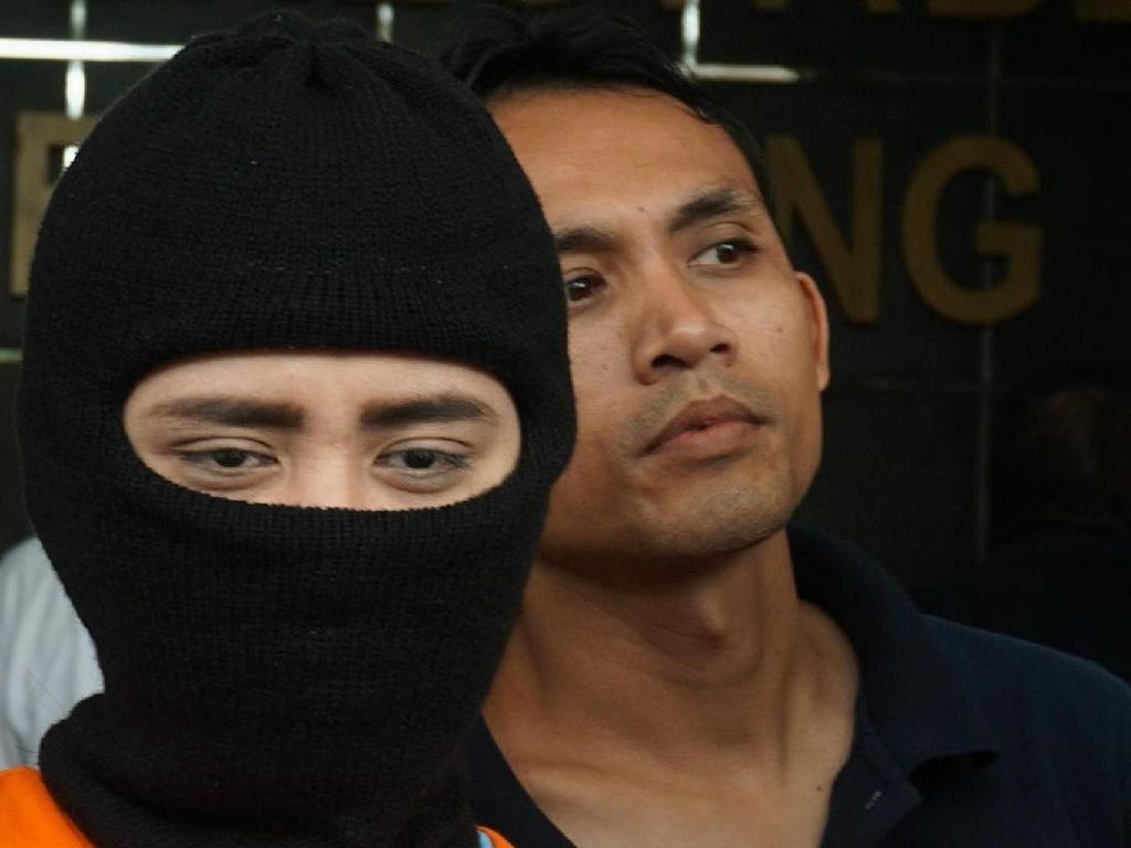 Foto: Ini Princess Bong yang Ditangkap Polisi di Bandung