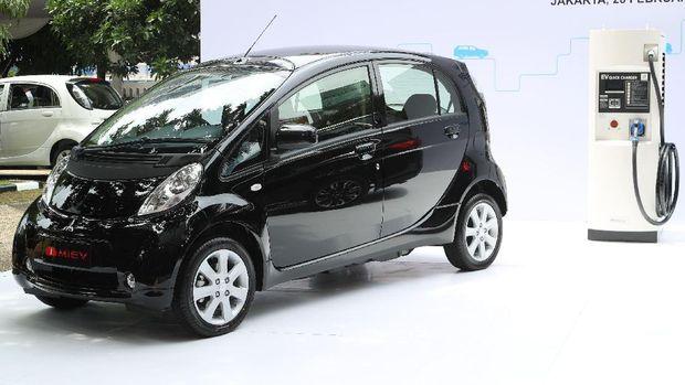 Mobil listrik Mitsubishi MiEV