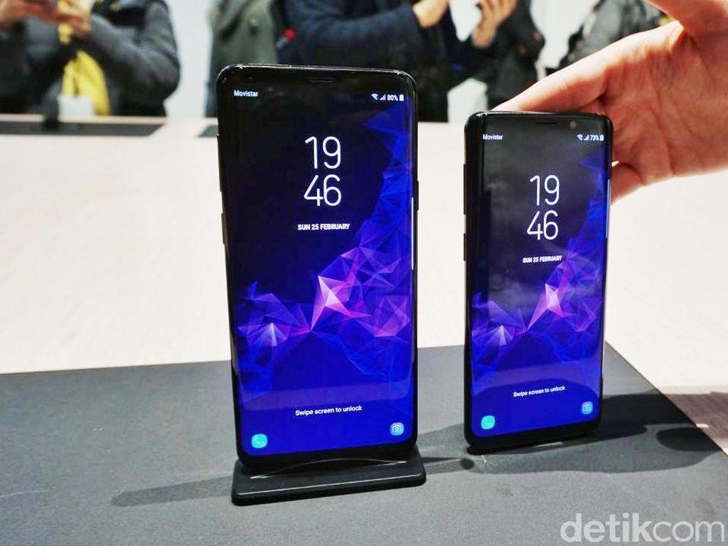 Deretan Fitur Menarik di Kamera Galaxy S9 dan S9+
