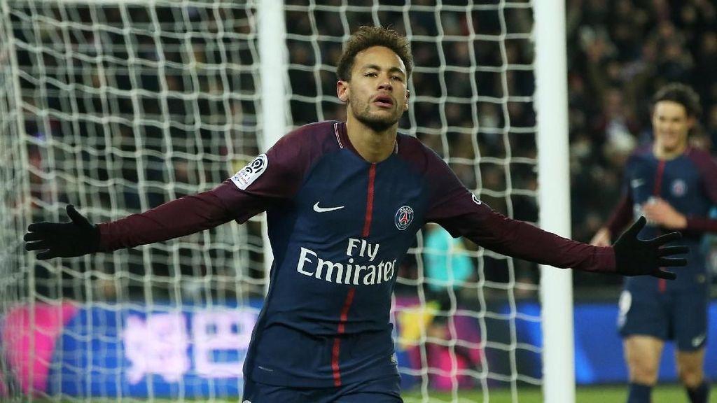 Soal Rumor Neymar ke Real Madrid, Emery: Tanya Florentino Perez