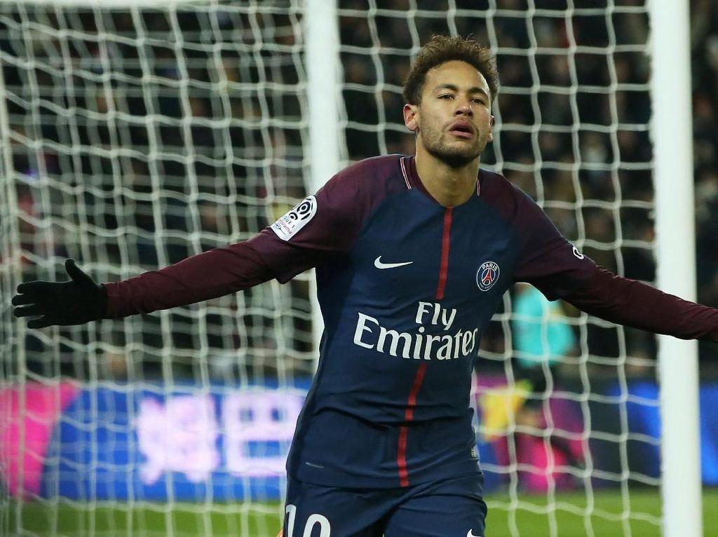 Alasan Neymar Takkan Gabung Madrid Tahun Ini