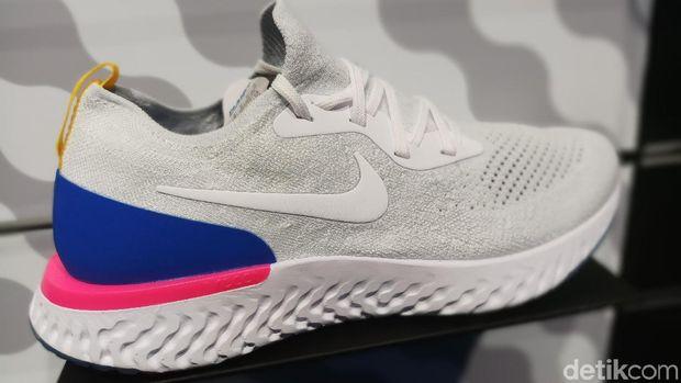 Nike Epic React yang Memantul dan Tangguh