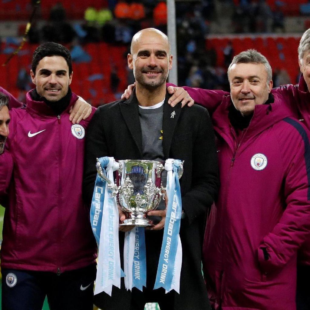 Piala Pertama dari Guardiola untuk City