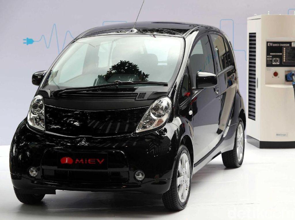Ini 10 Mobil Listrik yang Diberikan Mitsubishi ke Indonesia