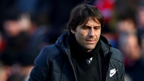 Conte Mulai Khawatirkan Peluang Chelsea Finis Empat Besar