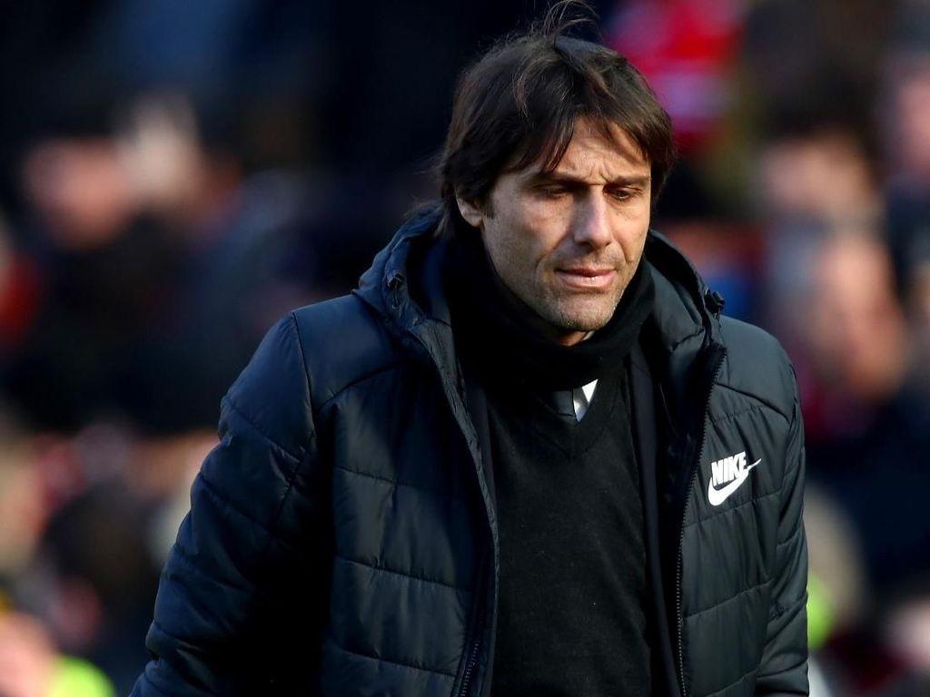 Kian Santernya Rumor AC Milan Lirik Antonio Conte