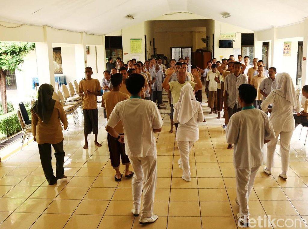 RSJ Grogol Beri Segudang Pelatihan buat Memasyarakatkan Pasien