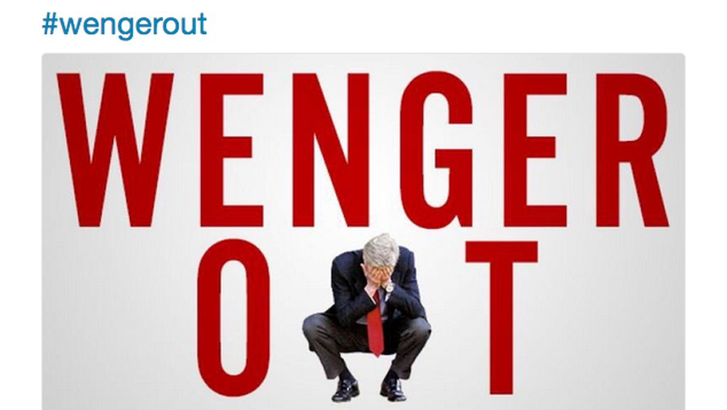 Parade Meme Wenger Out