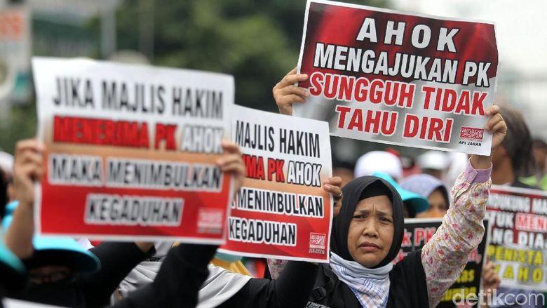 PK Ahok Ditolak, Pengacara Tunggu Penjelasan MA