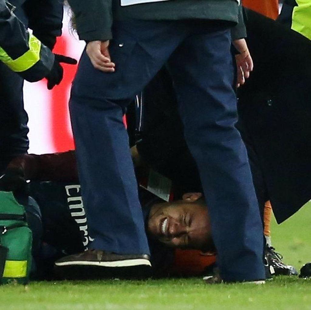 Cedera Neymar Warnai Kemenangan PSG di Le Classique