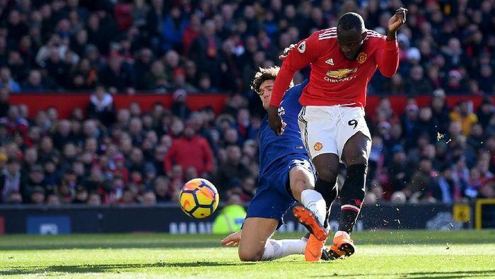 Fleksibilitas MU diyakini bakal krusial di laga lawan Chelsea. (Foto: Laurence Griffiths/Getty Images)