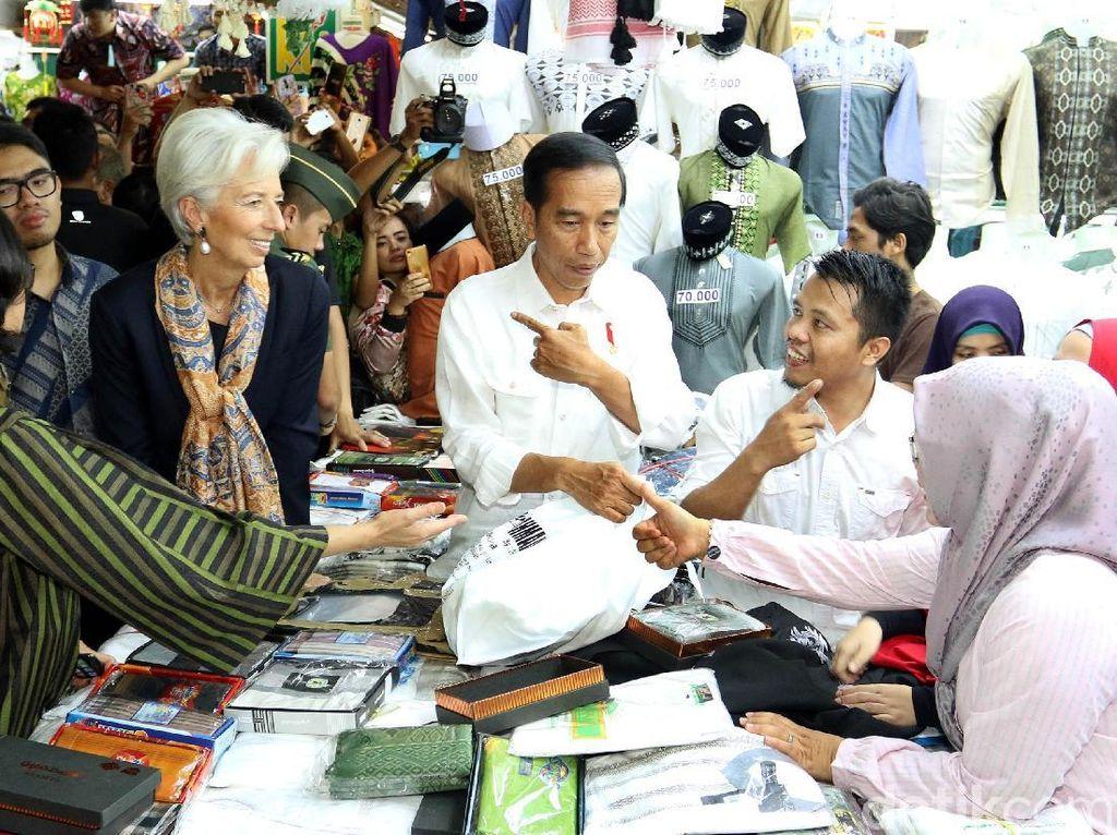 Bos IMF Sebut Ekonomi RI Sudah Mulai Bangkit