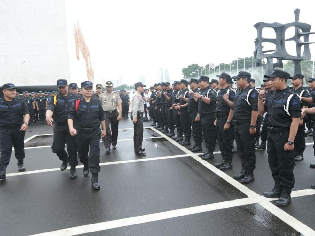 Pengamanan di Parlemen Jangan Jauhkan Rakyat dari Wakil Rakyat