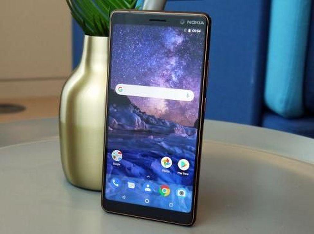 Ponsel Nokia Diduga Kirim Data ke China, Investigasi Digelar