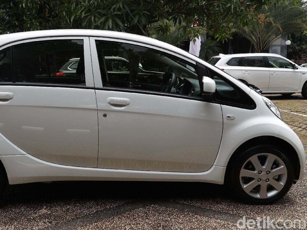 Mobil Listrik Mitsubishi Populer di Negara-negara Ini