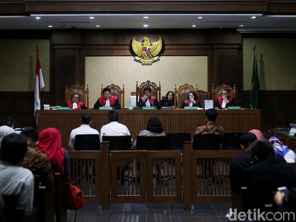 3 Saksi di Sidang Novanto Ditunda Pemeriksaannya Minggu Depan